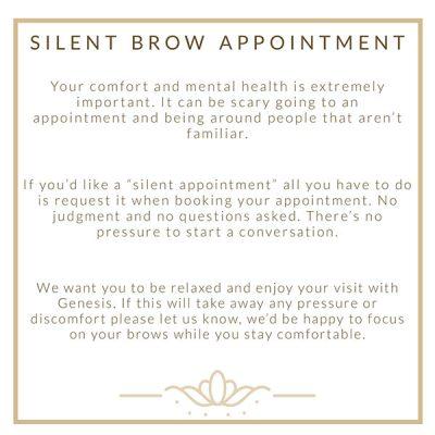 genesis_hair_salon_silent_brow_bar_appointment