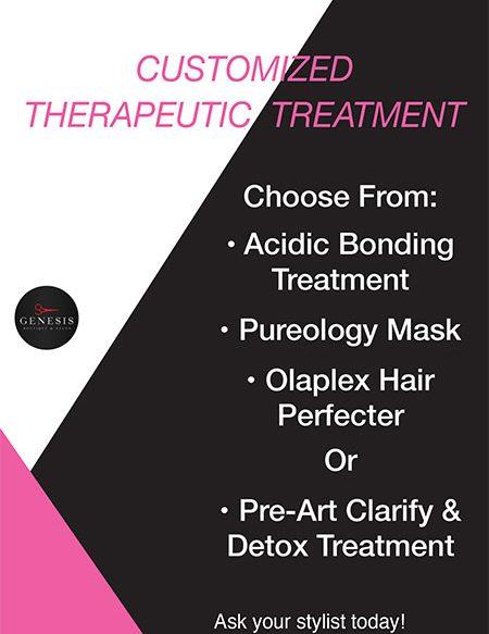 genesis_hair_salon_customized_therapeutic_treatment_promotion